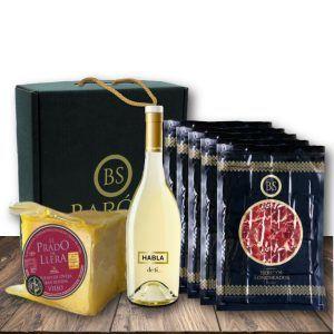 Comprar cesta regalo gourmet en nuestra tienda online