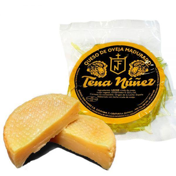 compra queso de extremadura oveja curado de la serena